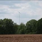 120' Tower, Aerostar 10kw Turbine