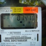 Bi-Directional Meter - 1410KWH Produced