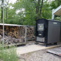 Eaton Rapids Wood Stove Installation