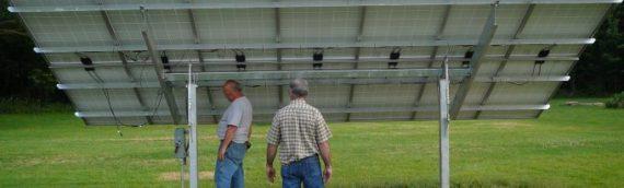 Mason Solar Install