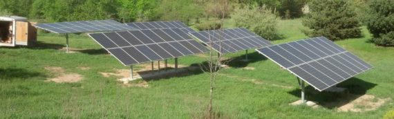 Olivet Solar Installation