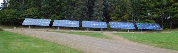 Brookfield Township Solar Install