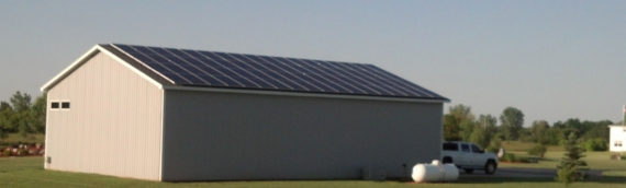 Eden Township Solar Panel Installation