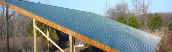 Eaton Rapids Solar Install